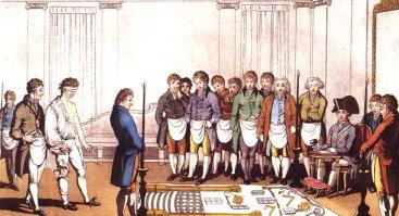 Masonai Lietuvoje: mitai, realybė ir darbai