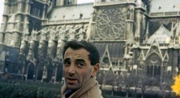 Romuvos lauko kinas | PREMJERA Šarlis Aznavūras (Aznavour by Charles)