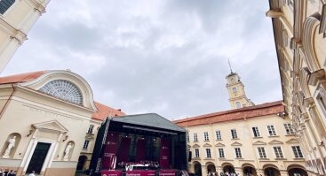 """Oktava"" in Open Air: 69th Season Closing Concert"