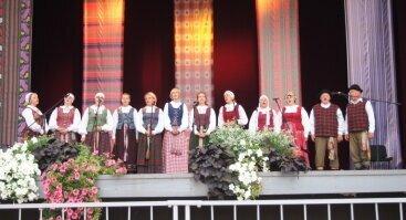 27-oji Dainavos krašto folkloro šventė
