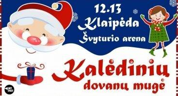 Kalėdinė mugė Klaipėdoje