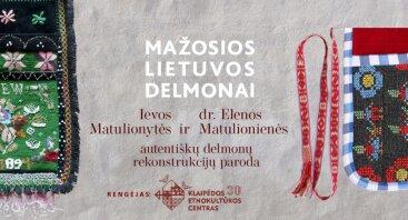 Mažosios Lietuvos delmonai