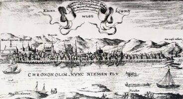 Kelionė į Kauno praeitį
