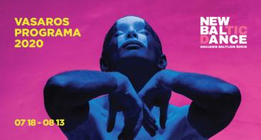 Naujasis Baltijos šokis: Vasaros programa