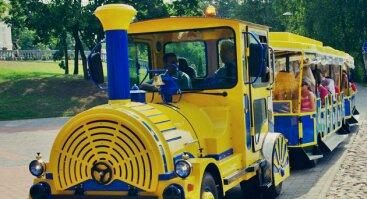 Ekskursinis traukinukas