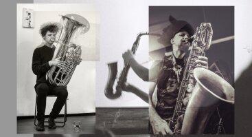Sostinės meno galerijoje – muzikos improvizacijos
