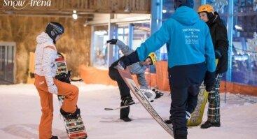 DruSkiSchool - slidinėjimo pamokos
