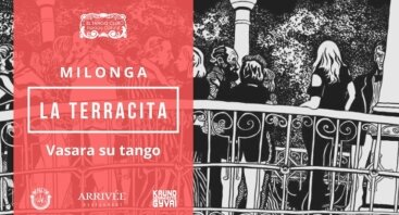 Milonga La Terracita | Vasara su tango