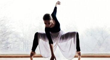 Baleto fitness užsiėmimas moterims