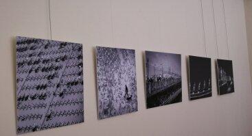 """Andriaus Lamausko personalinė fotografijos paroda """"Įkvėpti miestą"""""""