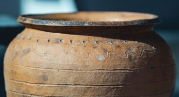 Gotikos keramikos rekonstrukcijos