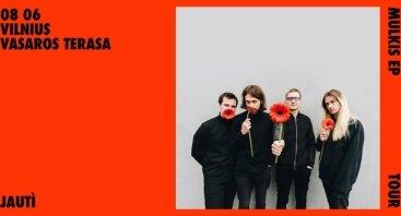 jautì : Mulkis Tour | Vilnius