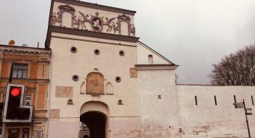 Vilnius - miestas-tvirtovė (Ekskursija rusų kalba)