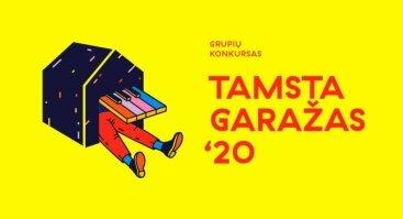 """Grupių konkursas """"GARAŽAS"""