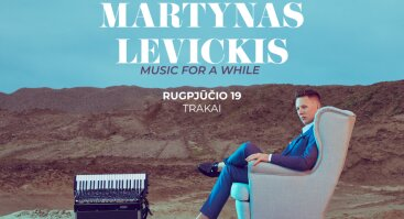 Martynas Levickis | Music For a While