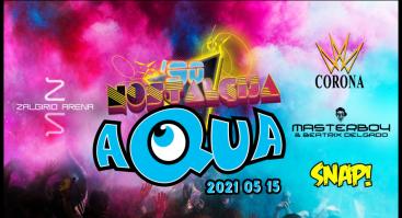 90-ųjų nostalgija su AQUA