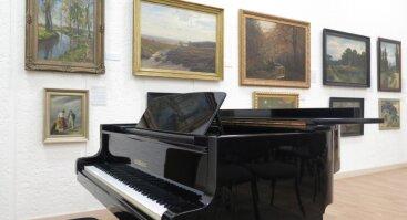 Koncertas ir knygos pristatymas Prano Domšaičio galerijoje