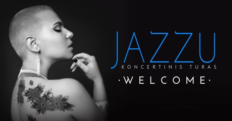 "JAZZU ""Welcome"""
