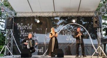 "Grupės  ""Folk trio""koncertas"