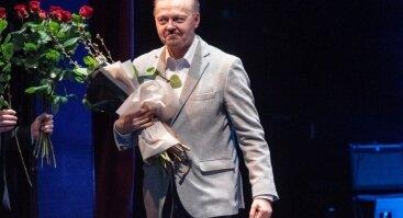 Susitikimas su teatro ir kino aktoriumi Dariumi Meškausku