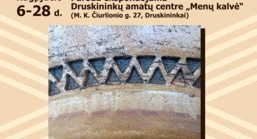 """Respublikinė tradicinės puodininkystės paroda """"PUODŲ TURGUS"""""""