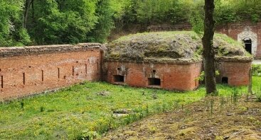 """Ankstyva ekskursija """"vyturiams"""" V Forte. Kauno tvirtovė."""