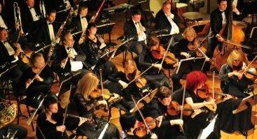 P. Čaikovskio muzikos koncertas