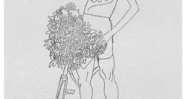 """Jean Cocteau lino raižinių atspaudų paroda """"Dedikacija Pablui Pikasui"""""""