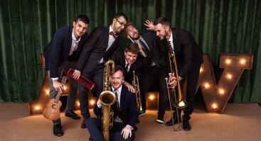 The Schwings Band – Ruduo ir Svingas