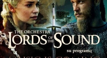 Orkestras LORDS OF THE SOUND su programa