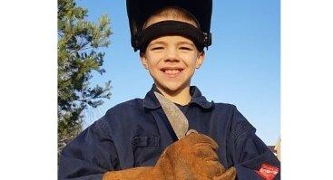 Vaiko gimtadienis. Peiliuko gamyba ir Suvirinimo pradžiamokslis (nuo 12 metų)
