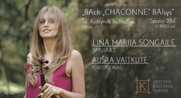 """BAch ""CHACONNE"" BAlsys"""