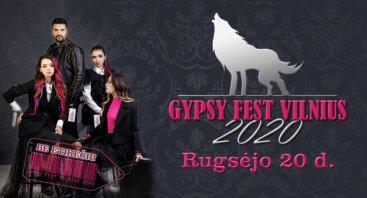 GYPSY FEST 2020 Vilnius