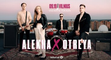 Alekna x Otreya | VILNIUS