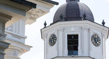 Pietūs muziejuje: ekskursija Vilniaus katedros varpinėje