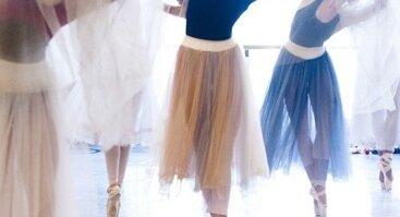 Baleto fitness suaugusiems