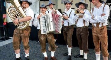 """Muzikos ir maisto šventė """"Oktoberfest 2020"""""""