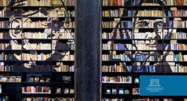 Jolitos Vaitkutės instaliacija | Pabudę iš knygų
