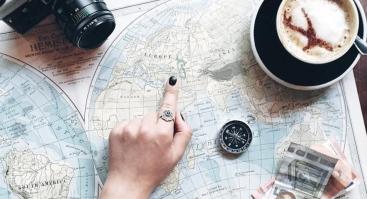 MERGVAKARIO IDĖJA: Svajonių žemėlapio dirbtuvės