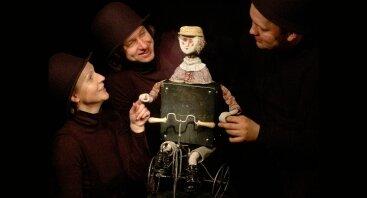 Online spektaklis: Muzikinė dėžutė