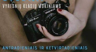 Fotografijos būrelis