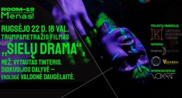 """Room-19   Trumpametražis filmas """"Sielų drama"""", rež. Vytautas Tinteris"""