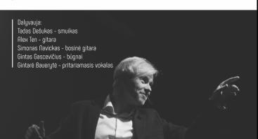 PERKELTA. A. Kaniava. CD Ruduo Nesibaigiančioj metų alėjoj pristatymas|Vilnius