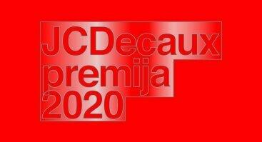 JCDecaux premija 2020: Turiu žodžius