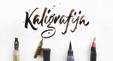 Pažintis su kaligrafija