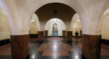 Ekskursija Vilniaus katedros požemiuose