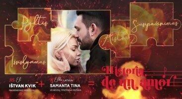 Ispaniškos muzikos koncertas su Ištvan Kvik ir Samanta Tina