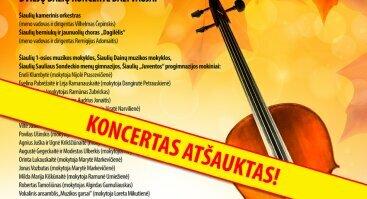 |ATŠAUKTAS| Muzikiniai rudenys 2020 | Šiauliai