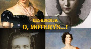 O, MOTERYS...!
