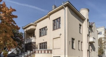 """Ekskursija """"Mykolo Sleževičiaus namas – Kauno modernizmo architektūros pavyzdys"""""""